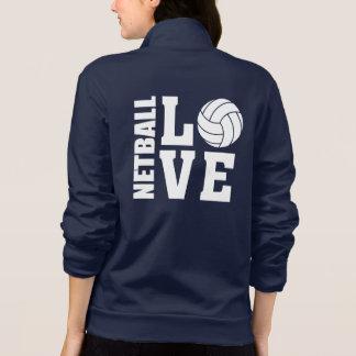 Netball Players Ultimate I Love Netball