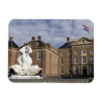 Netherlands (aka Holland), Apeldoorn near 2 Rectangular Photo Magnet