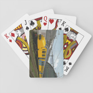 Netherlands, Ry MU electric_Trains of the World Playing Cards