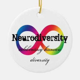 Neurodiversity ornament
