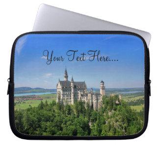 Neuschwanstein Castle Electronics Bag