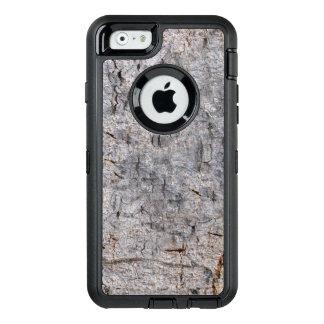 Neutral Masculine Bark Photo OtterBox Defender iPhone Case
