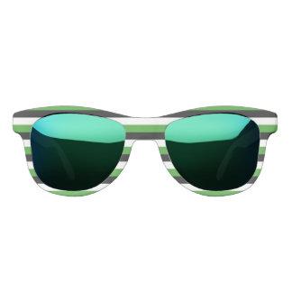 Neutrois Pride Sunglasses