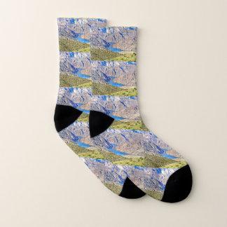 Nevada Colorado River Unisex Socks 1