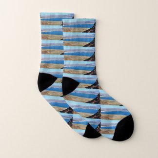 Nevada Hoover Dam Unisex Socks 1
