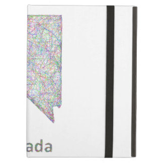 Nevada map cover for iPad air