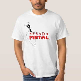 NEVADA METAL SHIRT