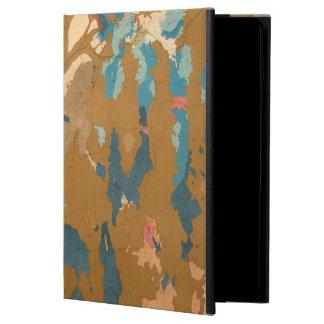 Nevada Plateau Geological iPad Air Cover
