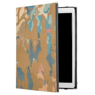 """Nevada Plateau Geological iPad Pro 12.9"""" Case"""