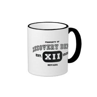NEVADA Recovery Coffee Mugs