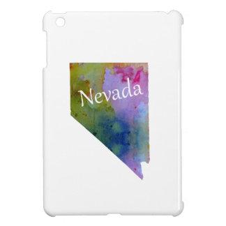 nevada silhouette iPad mini case