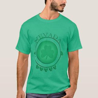 Nevada St. Patrick's Shamrock T-shirt