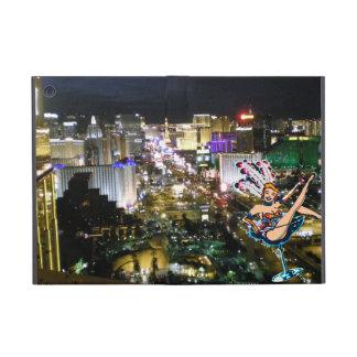 Nevada Strip with Vegas Showgirl Case For iPad Mini