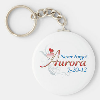 Never Forget Aurora copy.png Key Ring