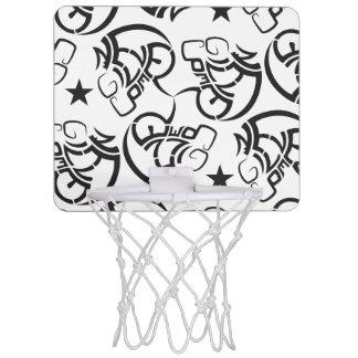 Never give up super creative basketball goal mini basketball hoop