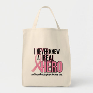 Never Knew A Hero GODDAUGHTER (Breast Cancer)