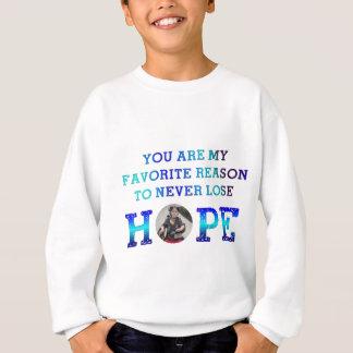 Never Lose Hope - Charlie Sweatshirt