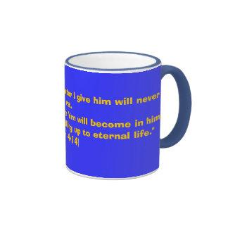 'Never Thirst' Mug
