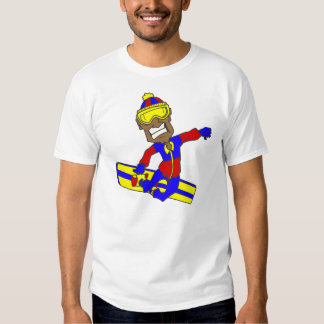Never Too Old Snowboard Guy Shirts