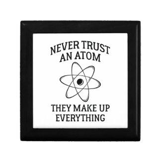 Never Trust An Atom Gift Box