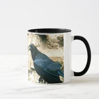 Nevermore! Raven Mug