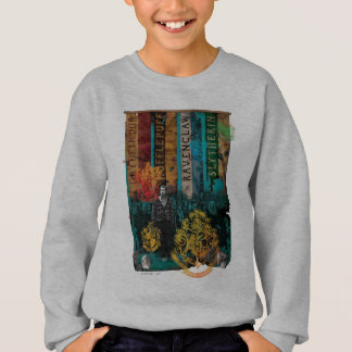 Neville Longbottom Collage 1 Sweatshirt