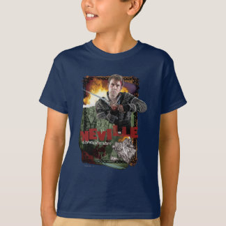 Neville Longbottom Collage 2 T-Shirt