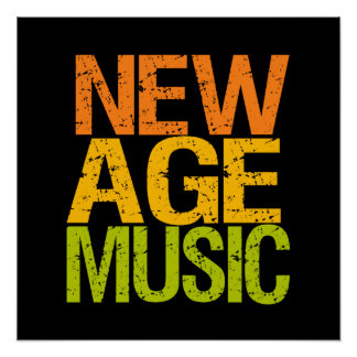 New Age Music poster