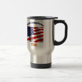 New American Citizen Travel Mug