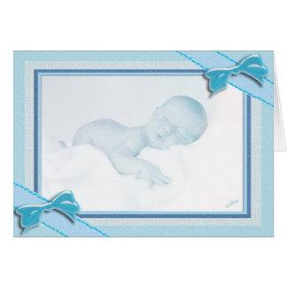 new baby, baby boy congratulations greeting card