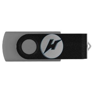 New Black USB 8GB USB Flash Drive