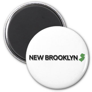 New Brooklyn, New Jersey Magnet