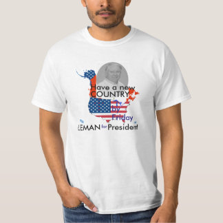 New country by Friday T-Shirt