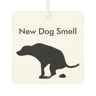 New Dog Smell Car Air Fresheners