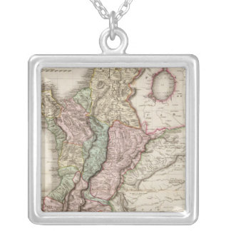 New Grenada Silver Plated Necklace