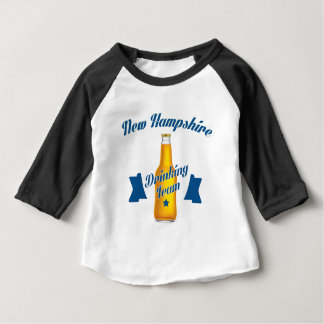 New Hampshire Drinking team Baby T-Shirt