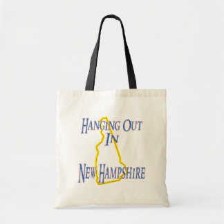 New Hampshire - Hanging Out Tote Bag