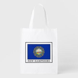 New Hampshire Reusable Grocery Bag