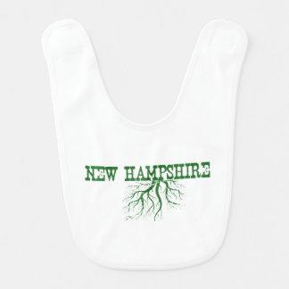 New Hampshire Roots Bib