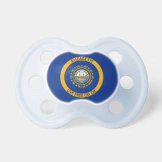 New Hampshire The Granite State Personalized Flag Dummy