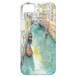 New Iphone 5 case with Venice Art design
