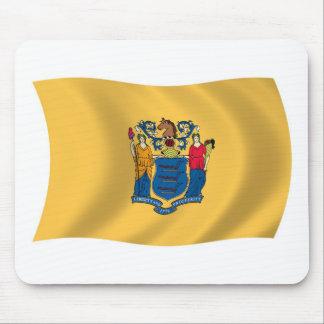 New Jersey Flag Mousepad