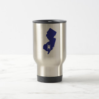 New Jersey Humanist Stainless Steel Travel Mug
