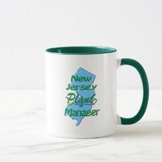 New Jersey Plant Manager Mug