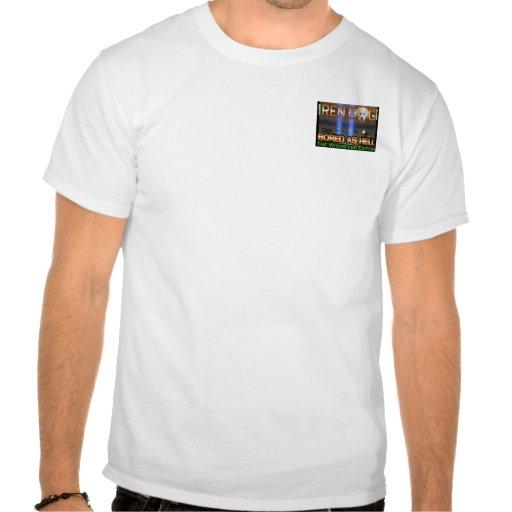 New Logo Henley Shirt