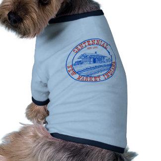 New Market Indiana Centennial Dog Pet Shirt