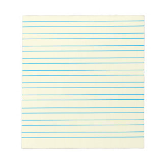 New Memo Pad with Lines Business Lined Classic