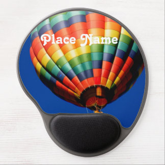 New Mexico Ballooning Gel Mouse Pad