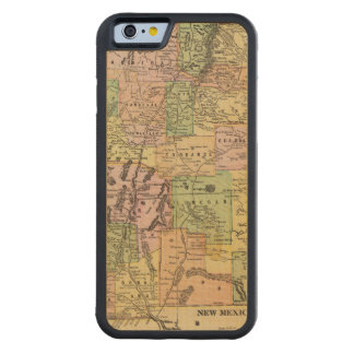 New Mexico Carved Maple iPhone 6 Bumper Case