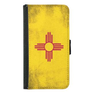 New Mexico Grunge- Zia Sun Symbol